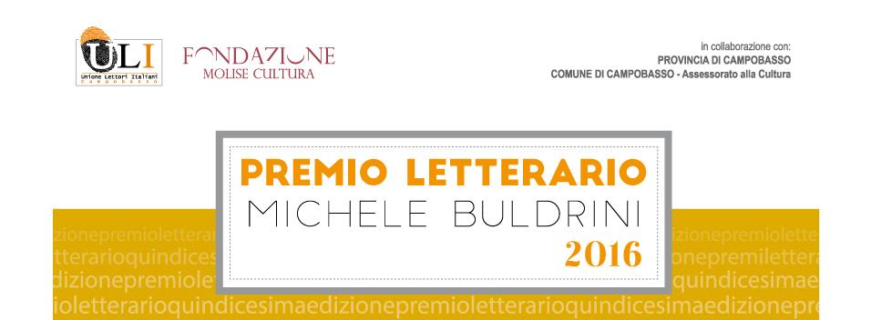 """Premio Letterario """"M. Buldrini"""""""