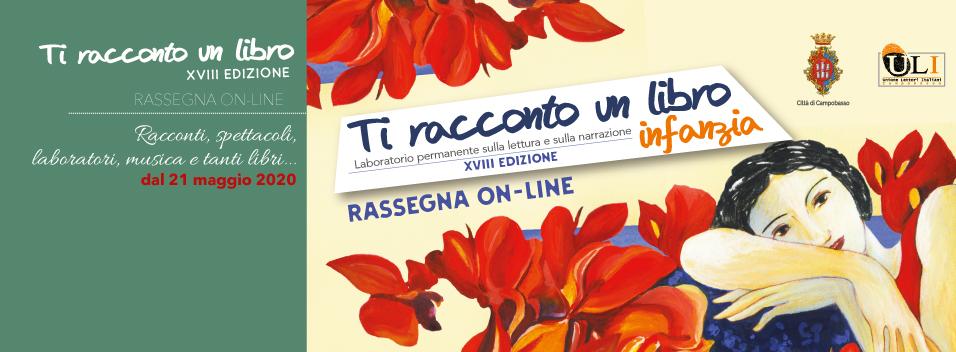 L'Unione Lettori Italiani e il Comune di Campobasso per i bambini