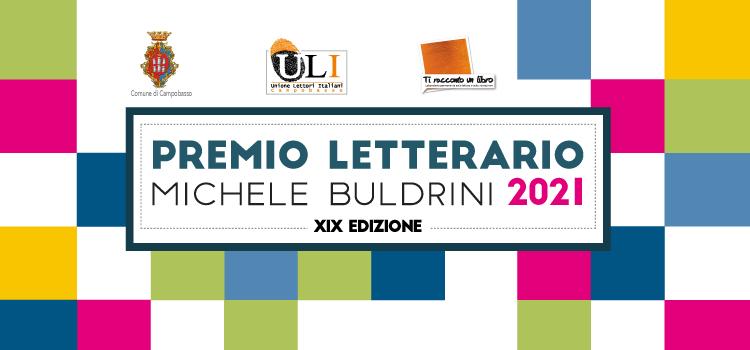 """Premio letterario """"M. Buldrini"""" 2021"""